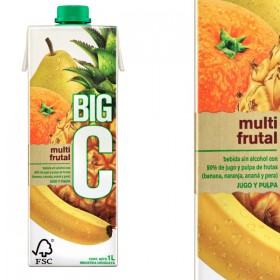 Multifrutal 1000 ml
