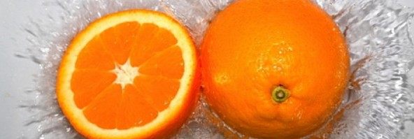 The orange: a citric fruit with healing properties