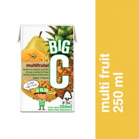Multi fruit 250 ml